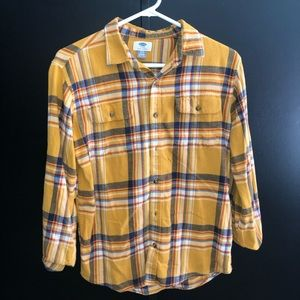 Patterned Old Navy Flannel